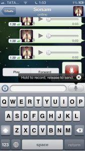 WhatsApp agrega la función de mensajería de voz para celebrar los 300 millones de usuarios activos mensuales