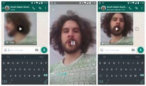 WhatsApp beta para Android actualizado con función de transmisión de video