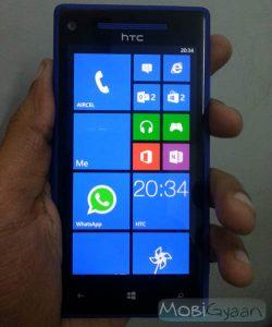 WhatsApp para Windows Phone 8. ¿Se lanzó hoy o se acaba de descubrir?