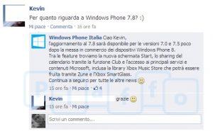 Windows Phone 7.8 podría llegar con Rooms y Xbox Music para dispositivos más antiguos