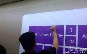 Windows Phone 8 firmó para RTM, ahora todo depende de los fabricantes
