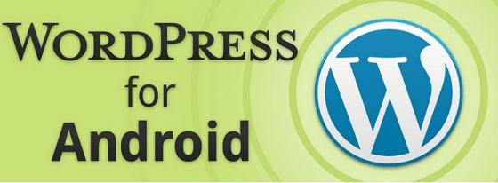 Logotipo de WordPress para Android