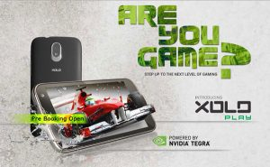 XOLO Play con procesador NVIDIA Tegra 3 detectado