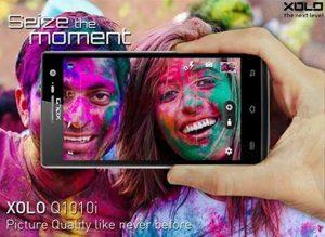 XOLO Q1010i con pantalla HD de 5 pulgadas y sensor de cámara Exmor R de 8 MP lanzado en India
