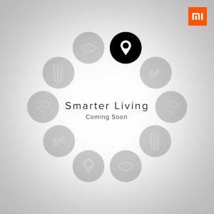 Xiaomi lanzará 5 dispositivos 'Smarter Living' en India el 27 de septiembre