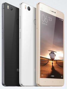 Xiaomi Mi 4S con pantalla Full HD de 5 pulgadas y escáner de huellas dactilares lanzado