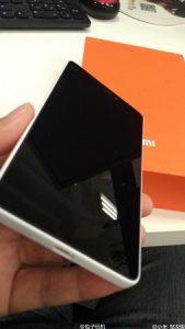 Xiaomi Mi 4c se filtró antes del lanzamiento