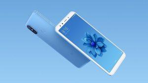 Xiaomi Mi 6X con Snapdragon 660 SoC, pantalla 18: 9 de 5,99 pulgadas y cámaras traseras duales se vuelve oficial