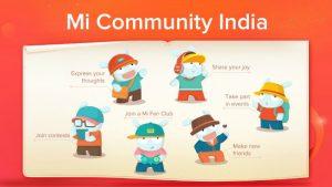 Xiaomi Mi Community llegará a India este mes;  Comienzan las inscripciones para probadores beta