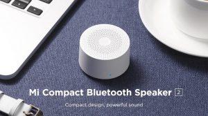 Xiaomi Mi Compact Bluetooth Speaker 2 lanzado en India con batería de 6 horas de duración y micrófono incorporado