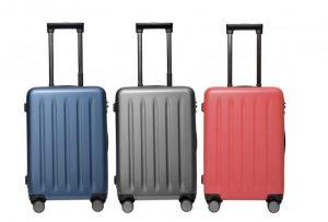 Xiaomi Mi Luggage se lanzó en India con un diseño de rodamiento de bolas 360 resistente a los arañazos