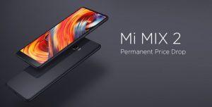 Xiaomi Mi MIX 2 obtiene una caída de precio permanente en India, esto es lo que cuesta ahora
