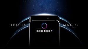 Las especificaciones de Honor Magic 2 aparecen en línea antes del lanzamiento del 31 de octubre
