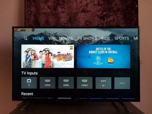 Xiaomi Mi TV 4A de 43 pulgadas - Primer vistazo |  Primeras impresiones