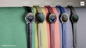 Xiaomi Mi Watch Revolve se lanzó como el primer reloj inteligente de la compañía en India