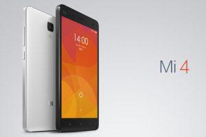 Xiaomi Mi4 y Redmi Note se lanzarán en India en los próximos dos meses