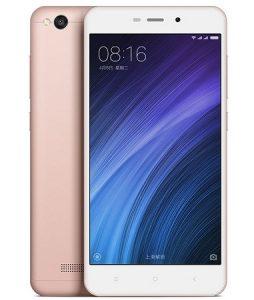 Xiaomi Redmi 4A con pantalla HD de 5 pulgadas y soporte 4G anunciado