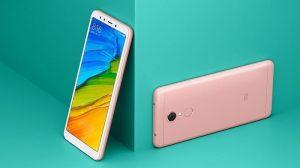 Xiaomi Redmi 5 sale a la venta en India