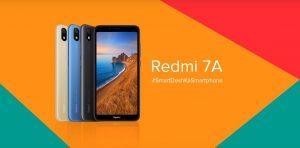 Xiaomi Redmi 7A lanzado en India;  paquetes Snapdragon 439 SoC, 2 GB RAM y cámara Sony IMX486 de 12 MP