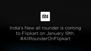 Xiaomi Redmi Note 4 se venderá exclusivamente a través de Flipkart en India
