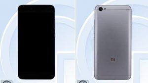 Xiaomi Redmi Note 5A supuestamente aparece en TENAA, especificaciones reveladas