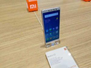 Xiaomi Redmi S2 supuestamente visto en una tienda Mi oficial con sus especificaciones