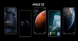 Xiaomi anuncia MIUI 12 con nuevo diseño, privacidad mejorada y más