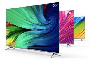 Xiaomi anuncia su nueva línea Mi Full Screen TV Pro en China