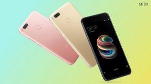 Xiaomi Mi 5X anunciado con Snapdragon 625 SoC, 4 GB de RAM y cámaras traseras duales de 12 MP