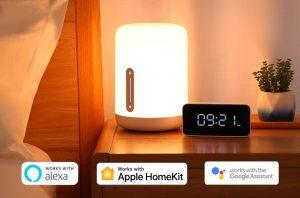 Xiaomi comienza a financiar mediante crowdfunding Mi Smart Bedside Lamp 2 en India por ₹ 2,299