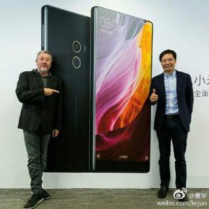 Xiaomi Mi Mix 2 contará con tecnología de sonido de receptor mejorada