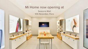 Xiaomi está listo para abrir su primera tienda Mi Home en Pune el 10 de noviembre