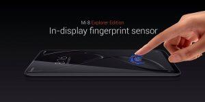 Xiaomi finalmente puede lanzar la Edición Mi 8 Explorer exclusiva de China en otros mercados