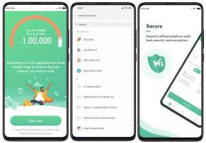 Xiaomi lanza el servicio de préstamos digitales Mi Credit en India