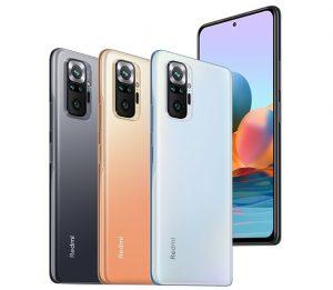 Xiaomi lanza los teléfonos de gama media Redmi Note 10, Redmi Note 10 Pro y Redmi Note 10 Pro Max en India