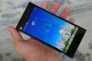 Xiaomi Mi 3 saldrá a la venta hoy a las 2 pm