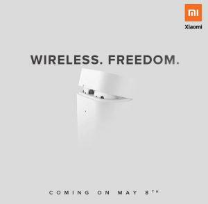 Xiaomi lanzará sus auriculares TWS en India el 8 de mayo