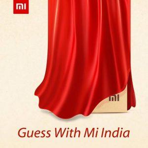 Xiaomi lanzará un teléfono inteligente en India la próxima semana;  podría ser el Mi-3