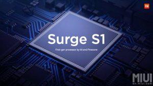 Xiaomi presenta el procesador Surge S1 de ocho núcleos