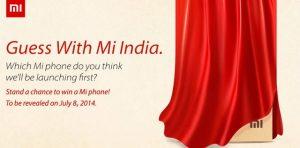Xiaomi presentará el primer teléfono inteligente en India el 8 de julio
