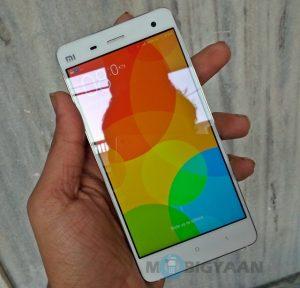 Revisión de Xiaomi Mi4