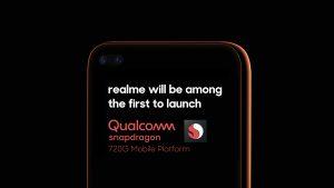 Xiaomi y Realme confirmados para lanzar un teléfono inteligente con tecnología Snapdragon 720G en India
