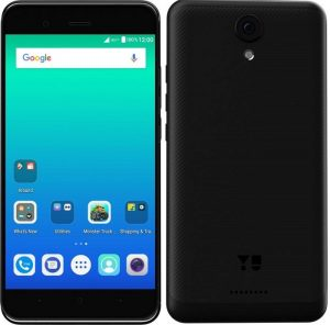 YU Yunique 2 con integración Truecaller y Android 7.0 Nougat lanzado en India por ₹ 5999