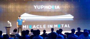 YU Yuphoria recibirá la actualización Cyanogen Mod 12.1 a partir de hoy