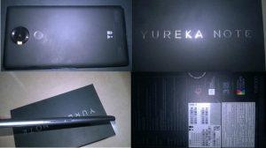 YU Yureka Note con pantalla Full HD de 6 pulgadas y escáner de huellas dactilares listado en línea