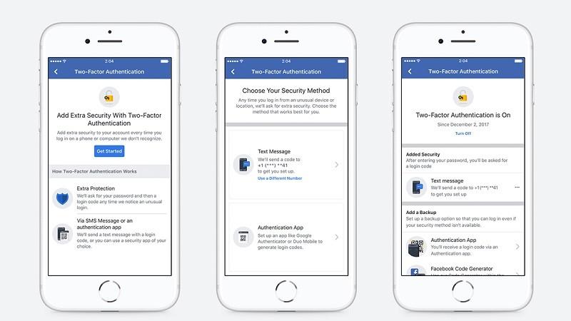 facebook-admite-aplicaciones-de-autenticación-para-autenticación-de-dos-factores
