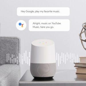 YouTube Music con anuncios ahora es gratis en dispositivos Google Home