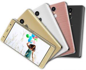 ZOPO Color F2 con pantalla HD de 5,5 pulgadas y escáner de huellas dactilares lanzado en India por Rs.  10790