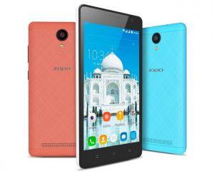 ZOPO Color M5 con pantalla de 5 pulgadas y soporte 4G VoLTE lanzado para Rs.  5999