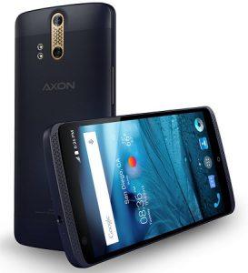 ZTE Axon Pro con pantalla Quad HD de 5.5 pulgadas y procesador Snapdragon 810 presentado